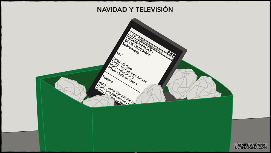 Navidad y Televisión