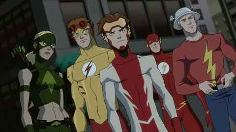 Young Justice T.2